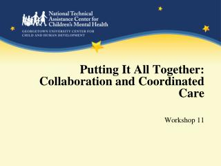 Putting It All Together: Collaboration and Coordinated Care