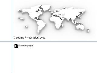 Company Presentation, 2009