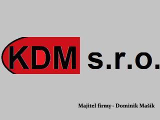 KDM s.r.o.