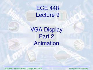 VGA Display Part 2  Animation