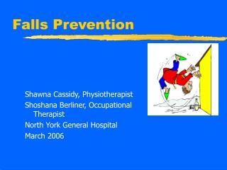 Falls Prevention