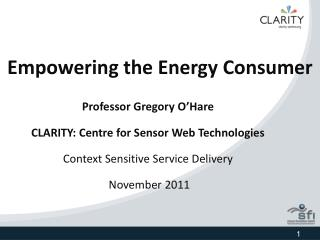 Empowering the Energy Consumer
