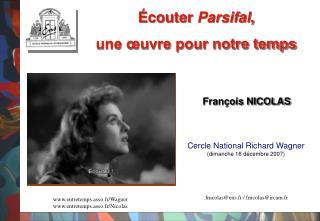 François NICOLAS