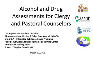 Los Angeles Metropolitan Churches  African  American Alcohol & Other Drug Council (AAAOD)