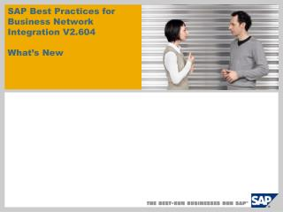 SAP Best Practices for  Business Network  Integration V2.604   What s New