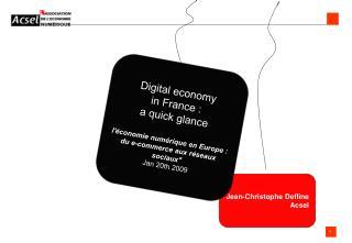 Jean-Christophe Defline Acsel