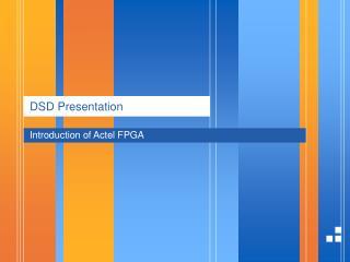 DSD Presentation