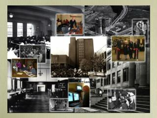 Kent State University LIBRARIES and MEDIA SERVICES