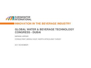 Innovation in the beverage industry