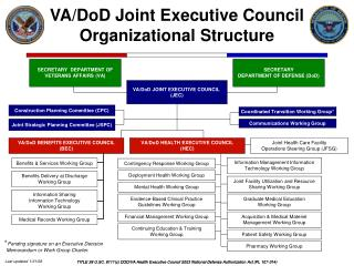 SECRETARY  DEPARTMENT OF VETERANS AFFAIRS (VA)