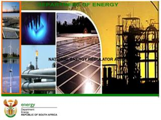 NATIONAL ENERGY REGULATOR ACT