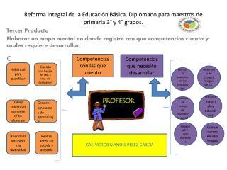 Reforma Integral de la Educación Básica. Diplomado para maestros de primaria 3° y 4° grados.