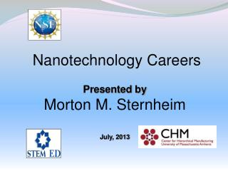 Nanotechnology Careers