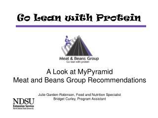 Go Lean on Protein