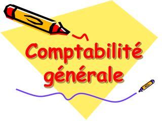 Comptabilit� g�n�rale