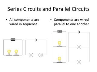 Series Circuits and Parallel Circuits