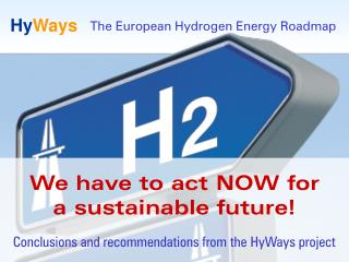 The European Hydrogen Energy Roadmap