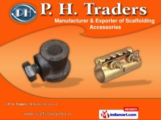 Industrial Fasteners 	&  Scaffolding Clamps-Forged