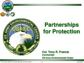 Partnerships for Protection