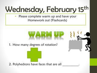 Wednesday,  February  15 th