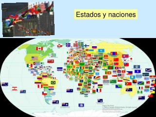 Estados y naciones