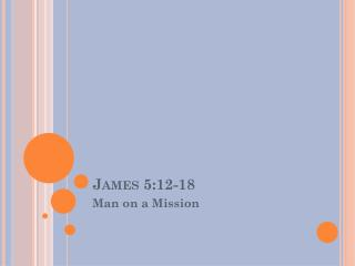 James 5:12-18