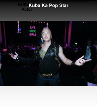Kuba Ka Pop Star
