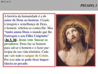 PECADO, 1