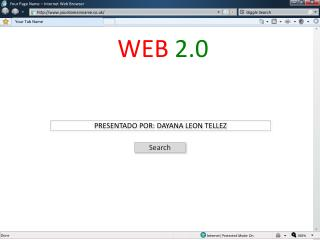 Your Page Name – Internet Web Browser