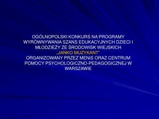 Szkoła Podstawowa Nr 11 im. Adama Mickiewicza w Jarosławiu