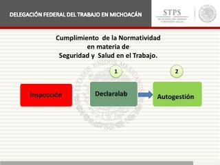 Cumplimiento  de la Normatividad  en materia de  Seguridad  y   Salud  en el  Trabajo.