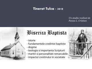 Tineret Tulca - 2010