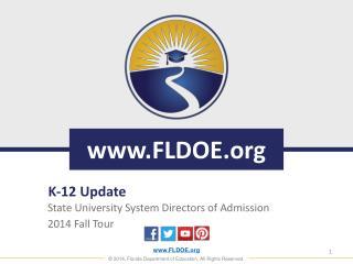 K-12 Update