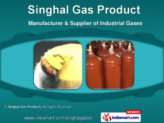 Universal Industrial Gases &  Storage Tank
