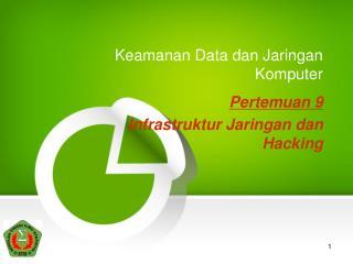 Keamanan Data dan Jaringan Komputer