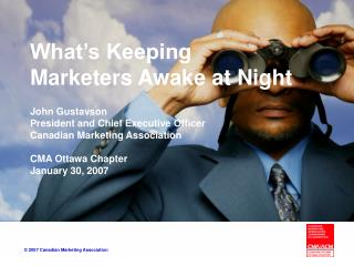 What's Keeping Marketers Awake at Night