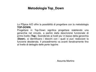 Metodologia Top_Down
