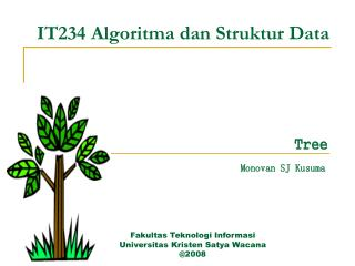 IT234 Algoritma dan Struktur Data