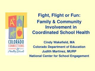 Comprehensive School Health and Parent Engagement