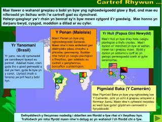 Cartref Rhywun ...