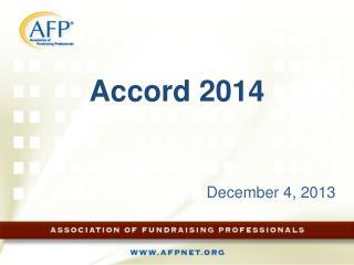 Accord 2014