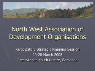 North West Association of Development Organisations