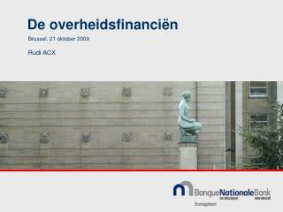 De overheidsfinanciën