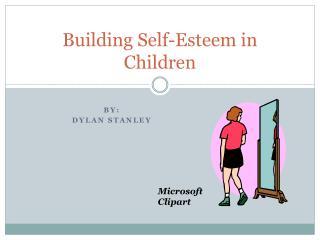 Building Self-Esteem in Children