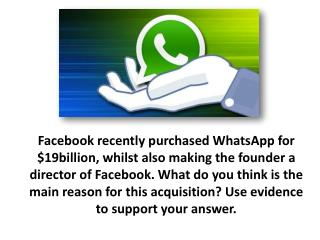 Note by Brian Acton, co-founder of WhatsApp