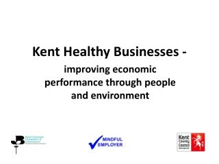 Kent Healthy Businesses -