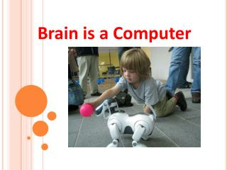 Brain is a Computer