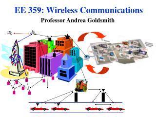 EE 359: Wireless Communications