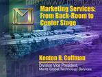 Kenton R. Coffman