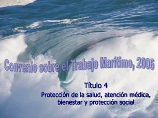 Título 4 Protección de la salud, atención médica, bienestar y protección social